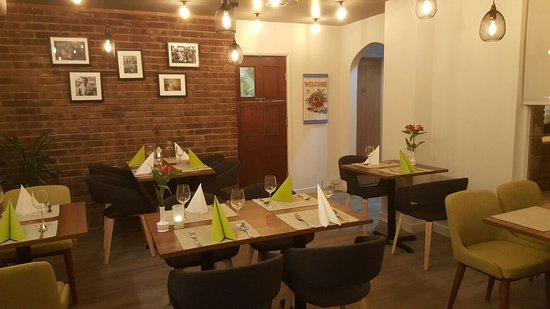 Braunton, UK: The Siam Bistro