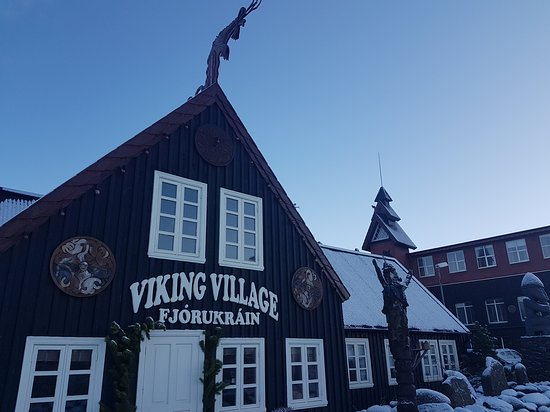 Viking Village Hotel: 20170126_160615_large.jpg