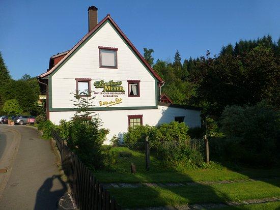 Osterode am Harz, Almanya: Emmer af hygge og ro!