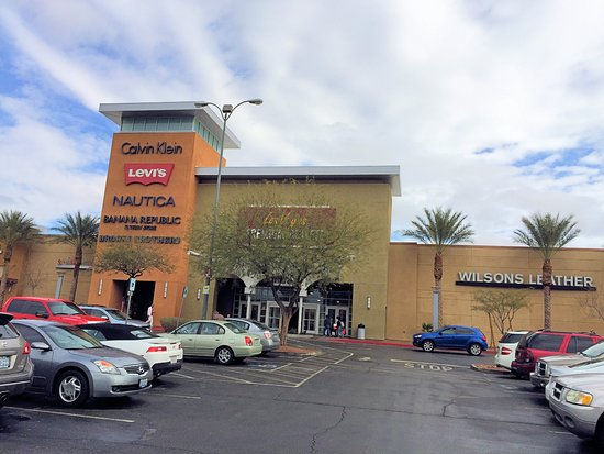 4ea69f5e730a2 Outside - Picture of Las Vegas Premium Outlets - South, Las Vegas -  TripAdvisor