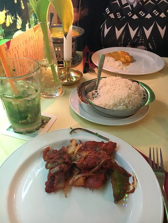 Photo of Indian Restaurant Anand at Albrechtstrasse 12, Berlin 10117, Germany