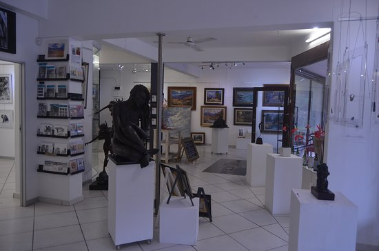 The Artists' Gallery, 1 Casablanca Centre, National Road, Ramsgate