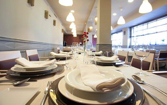 Restaurante goya en alcal de henares con cocina otras - Cocinas en alcala de henares ...