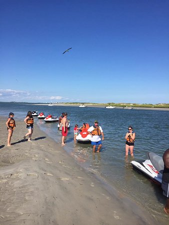 Surf City, NC: Guided Tour to Figure 8 Island