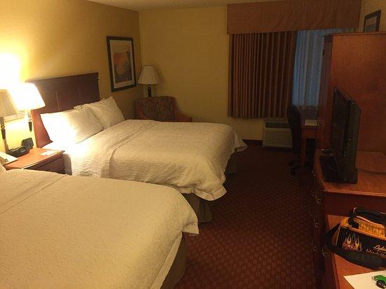 Onalaska, WI: Beds/room.
