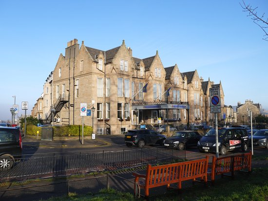Hotellet Picture Of Best Western Plus Edinburgh City Centre Bruntsfield Hotel Edinburgh