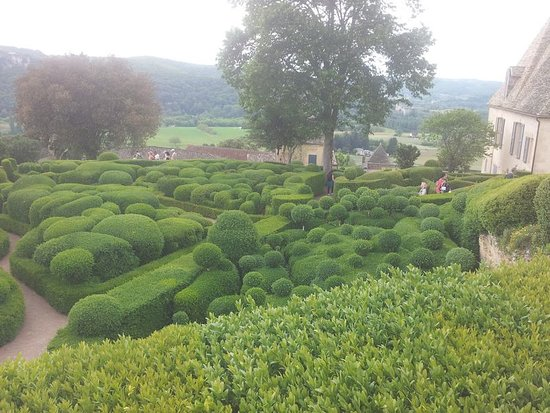 belle vue picture of les jardins de marqueyssac vezac tripadvisor. Black Bedroom Furniture Sets. Home Design Ideas