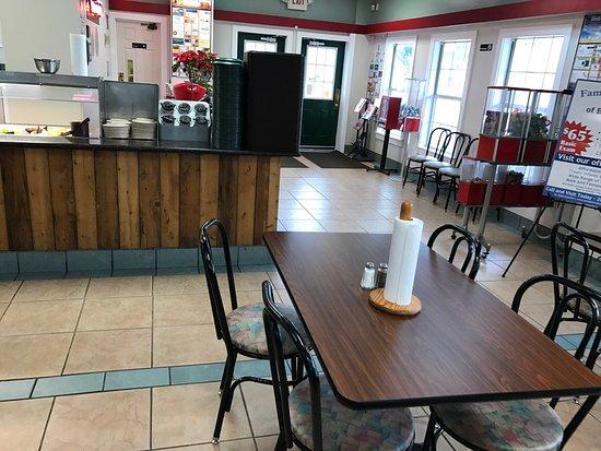 Brookshire, TX: Orlando's Pizza Buffet