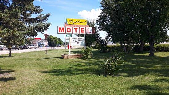 highland motel dauphin kanada omd men tripadvisor. Black Bedroom Furniture Sets. Home Design Ideas