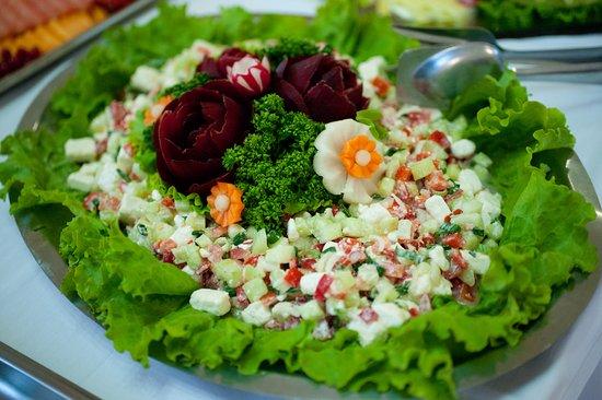 Ivanic Grad, Kroatien: Restaurant & Catering - Ben-Mar