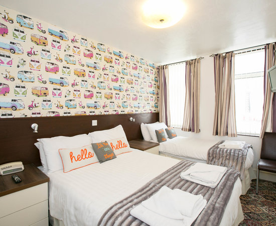 The Melville Hotel Blackpool Booking Com