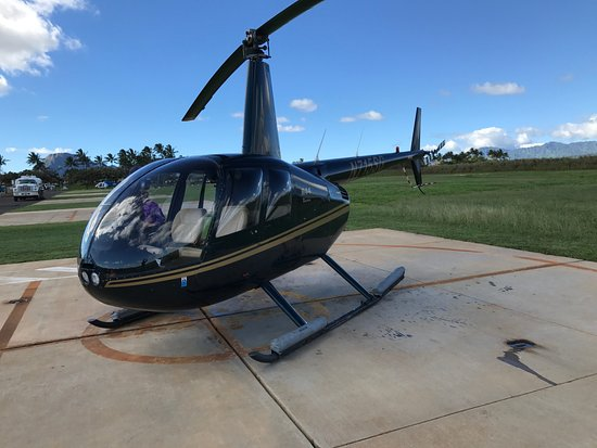 Mauna Loa Helicopter Tours The Cool Bird We Flew In