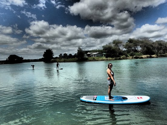 Raglan Paddleboarding: SUP on the estuary