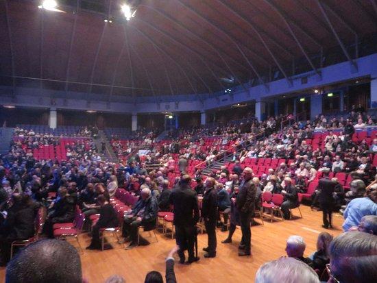 6ae28c1a9da1 Centre Stage Seating - Picture of Preston Guild Hall & Charter ...
