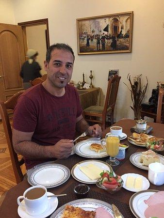 Гостиница Британский дом: Breakfast was so yummy!!!!