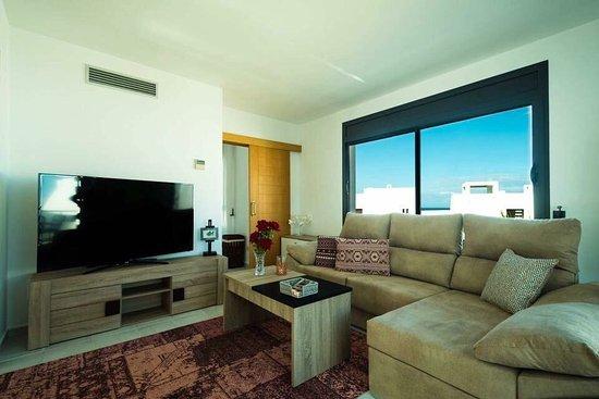 Apartamentos playa macenas mojacar spanien omd men for Apartamentos playa mojacar