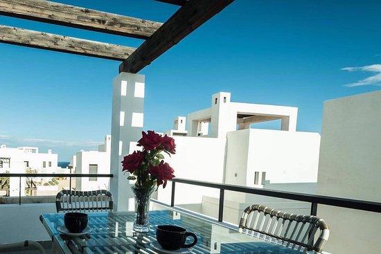 Apartamentos playa macenas mojacar spanje foto 39 s en for Apartamentos playa mojacar