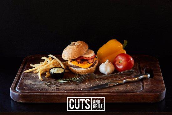 Resultado de imagen de cuts and grill punta cana