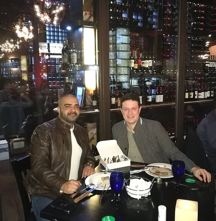 Texas de Brazil: Jihad Al-Hunaiti & Gianluca Bazzica