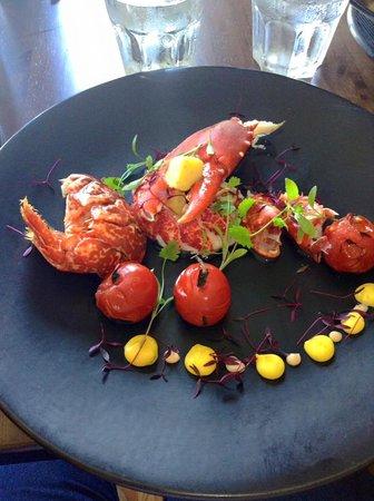 Strangford, UK: Lobster