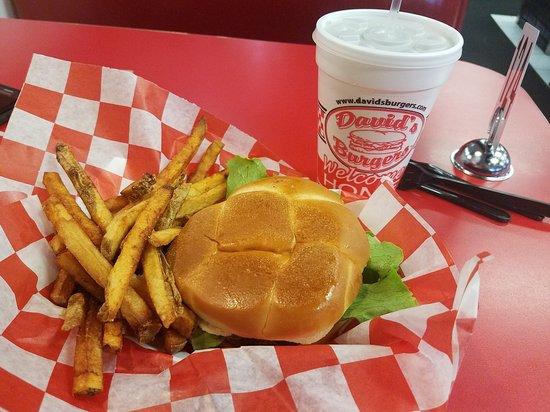 David's Burgers Photo