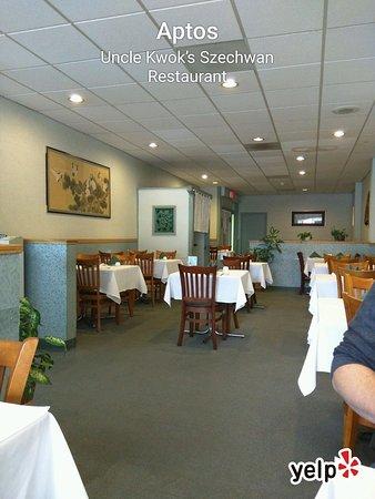 แอปโทส, แคลิฟอร์เนีย: Uncle Kwok's Szechwan Restaurant