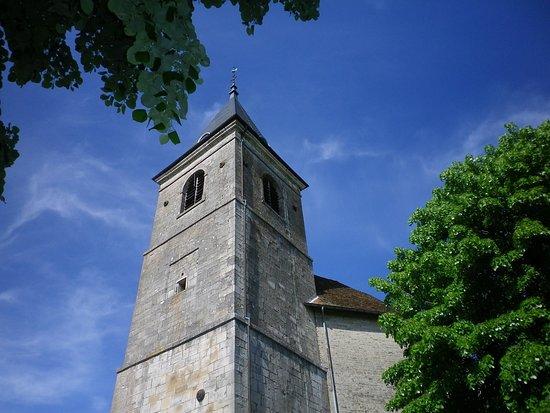 Eglise Saint-Symphorien de Gy