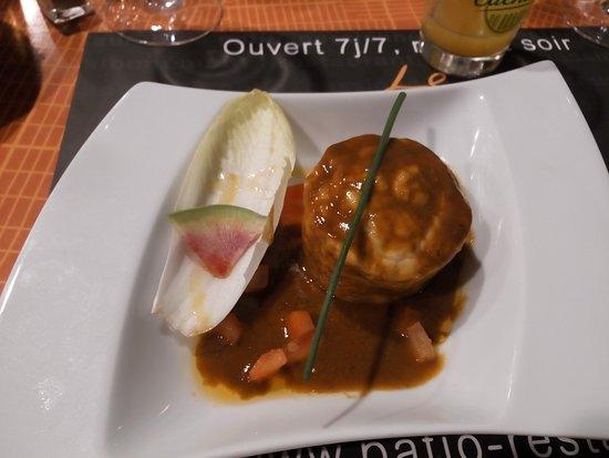 Bouffere, Francja: moelleux du pécheur