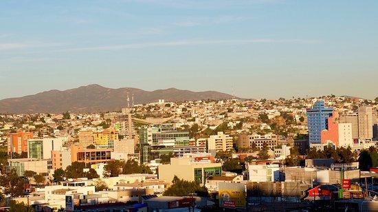 Palacio Azteca Hotel: From my room on the 7th floor