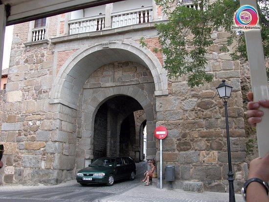 Province of Toledo, Spanien: Puerta de Cambron