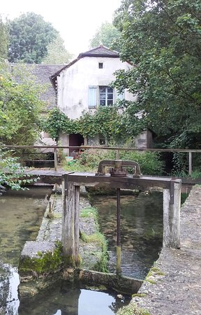 Huilerie-moulin de Fondremand