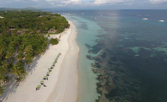 South Palms Resort: Overhead Drone Shot