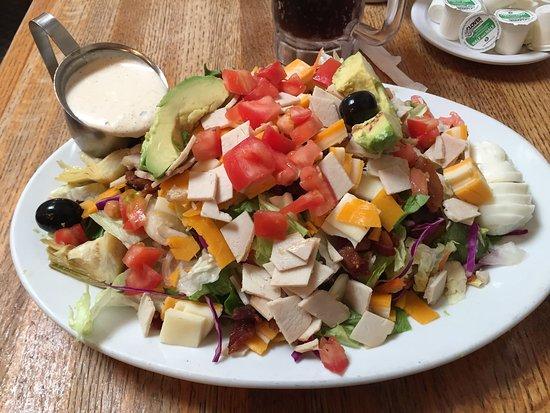 Old Monterey Cafe: Just a little salad for me.....