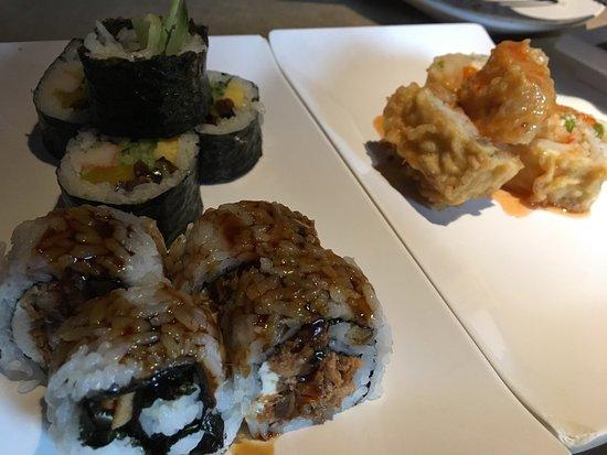 168 sushi asian buffet bar japanese restaurant 1130 for Asian 168 cuisine