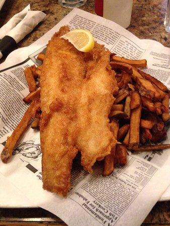 Brits Fish and Chips: photo1.jpg