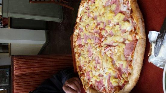 Cloverdale, CA: Pizza