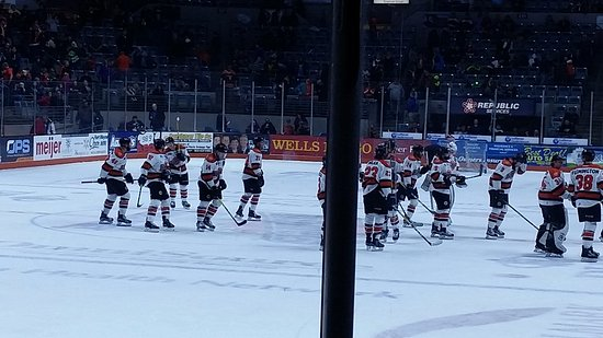 Fort Wayne, IN: Komets win!!!