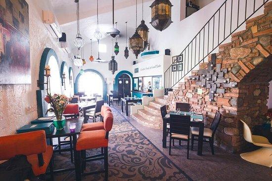 Taste Restaurant at Casa Cupula: Taste Restaurant