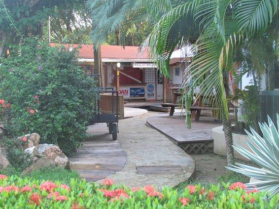 Mayan Princess Beach & Dive Resort: dive shop