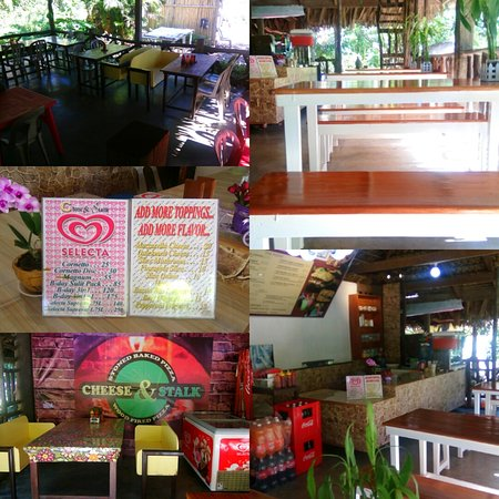 Apayao Province, Philippines: Cheese and Stalk Pizza Restaurant