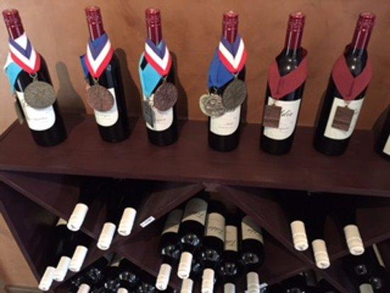 Manson, WA: award winning wine
