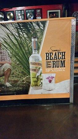 Cabo Wabo: Signature rum