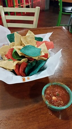 Cabo Wabo: Tasty salsa