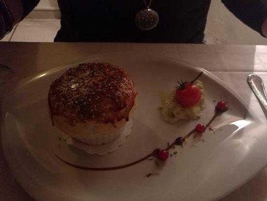 Vuissens, Suisse : Restaurant du Chateau