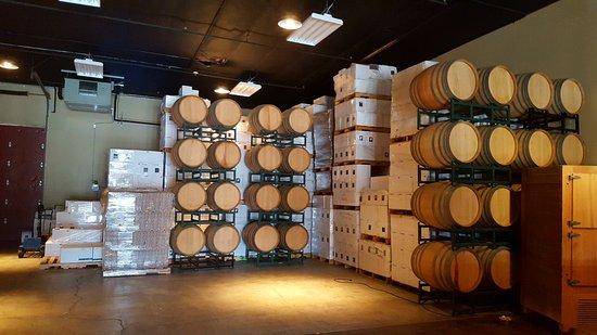 Carr Winery - The Santa Ynez Warehouse