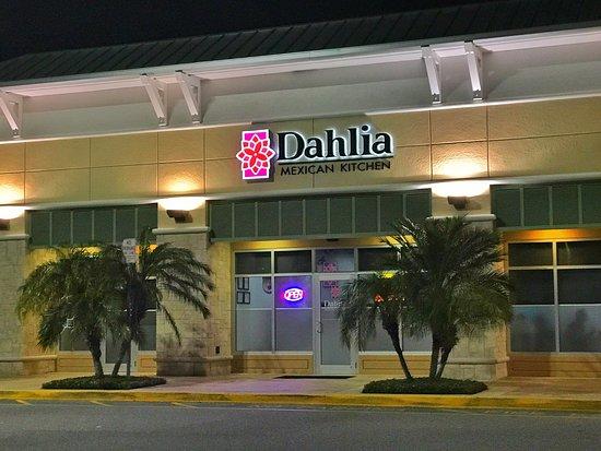 Dahlia Mexican Restaurant Palm Coast