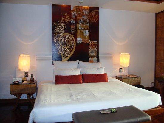 راتيلانا ريفرسايد سبا ريزورت: gorgeous room