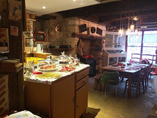 COMME A LA MAISON, Brantome en Perigord City - Restaurant Reviews