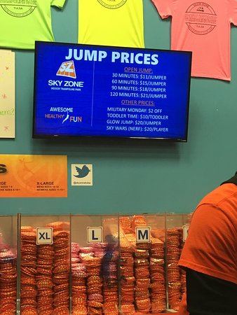 Tulsa Ok Time Zone >> Sky Zone Trampoline Park Tulsa 2019 All You Need To Know Before