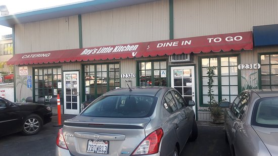 Whittier, CA: Rey's Little Kitchen